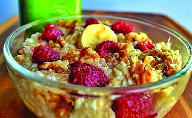dieet ontbijt recepten