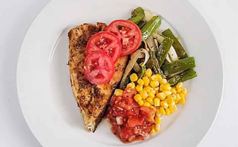 proteïnerijke voeding